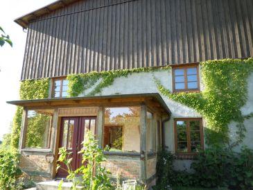 Ferienwohnung Rosenhagen in der Gutsscheune Thorstorf