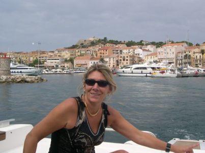 Your host Françoise Tapias