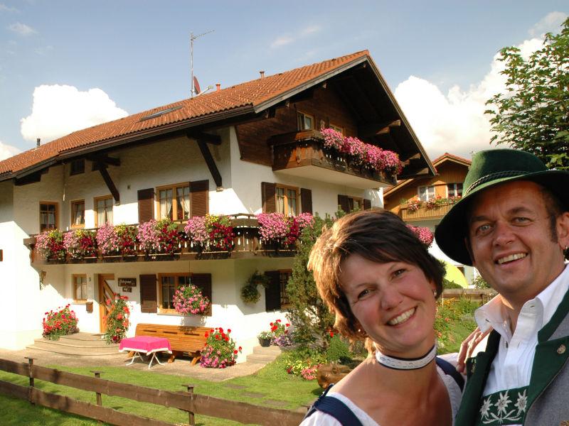 Ferienwohnung Gästehaus Mühlegg