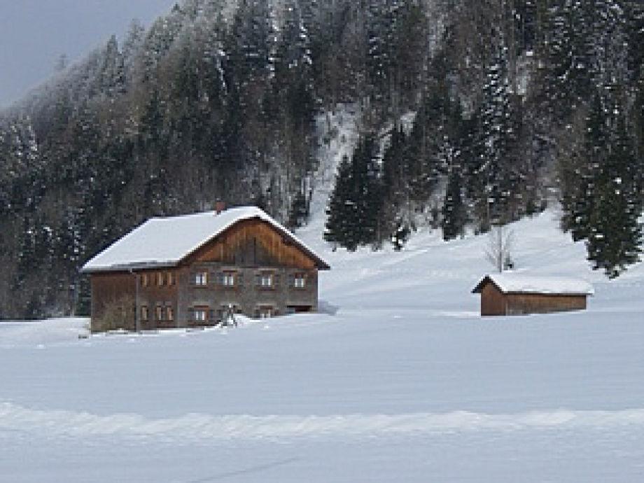 Ferienhaus Völken im Bregenzerwald
