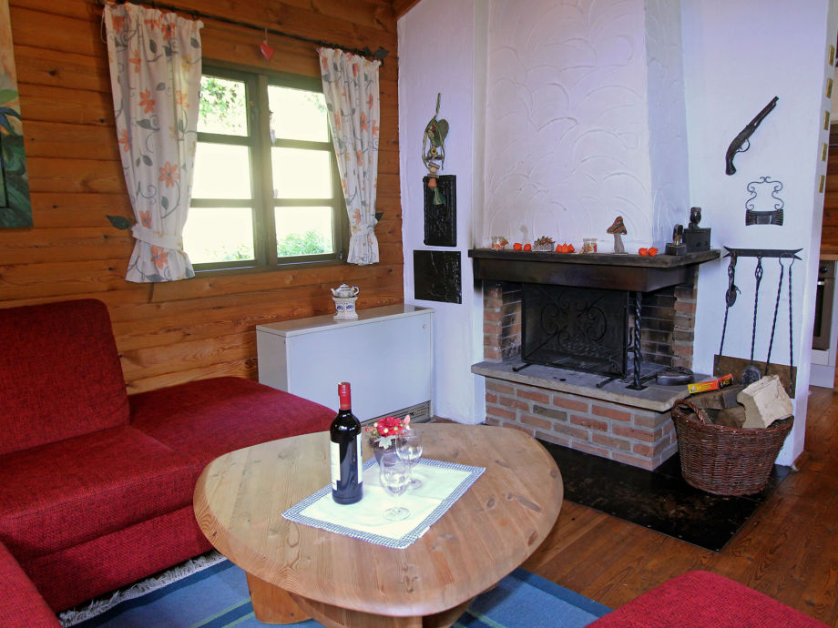 ferienhaus d nisches blockhaus willingen upland frau. Black Bedroom Furniture Sets. Home Design Ideas