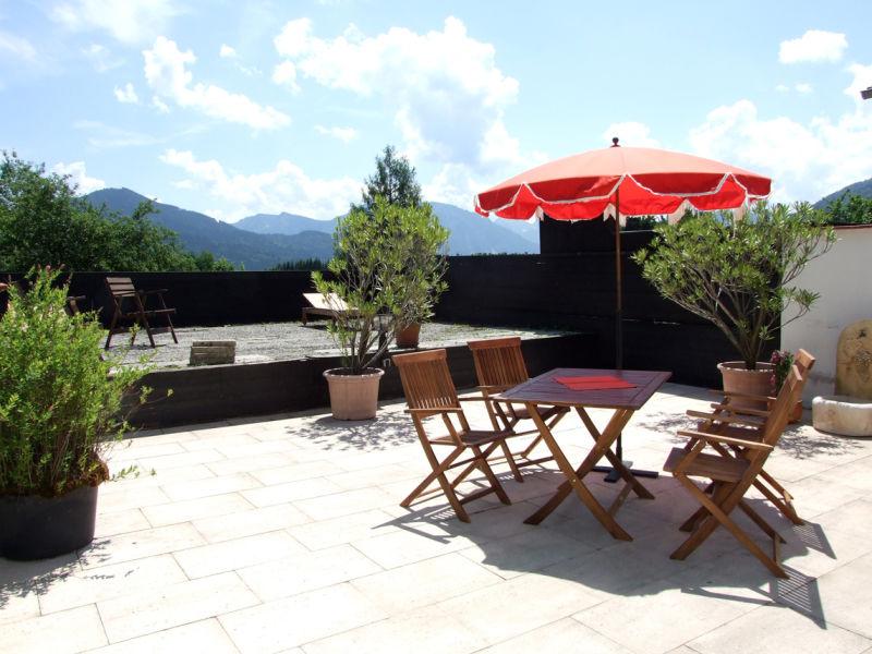 Ferienhaus Chalet Panoramablick