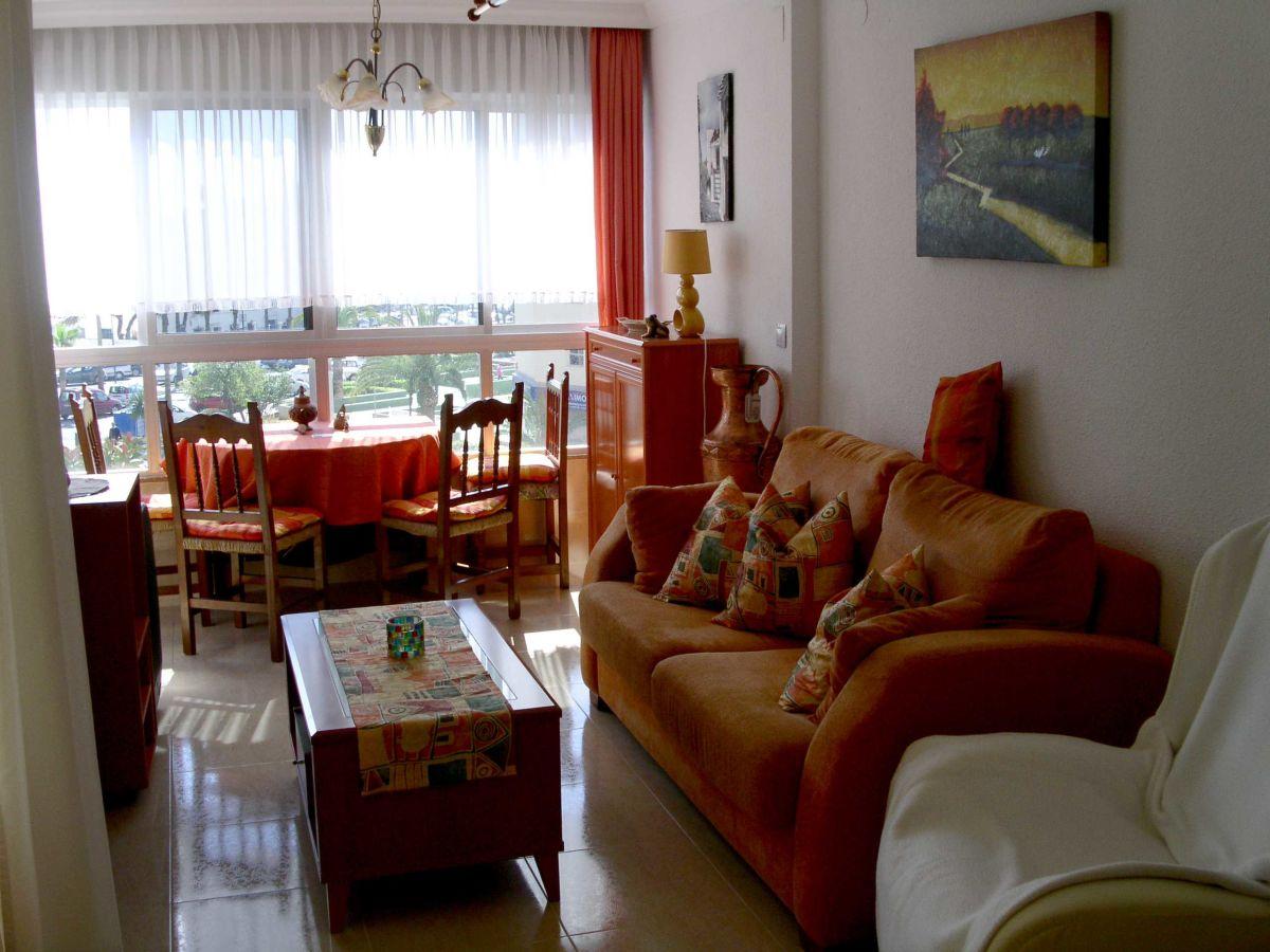 Wohnzimmer Dortmund Cafe Apartment Costa Del Sol Familie Petra Und