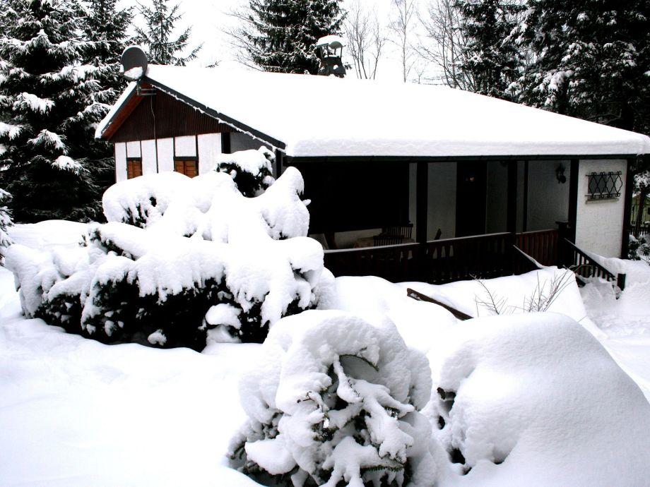 Etwas mehr Schnee