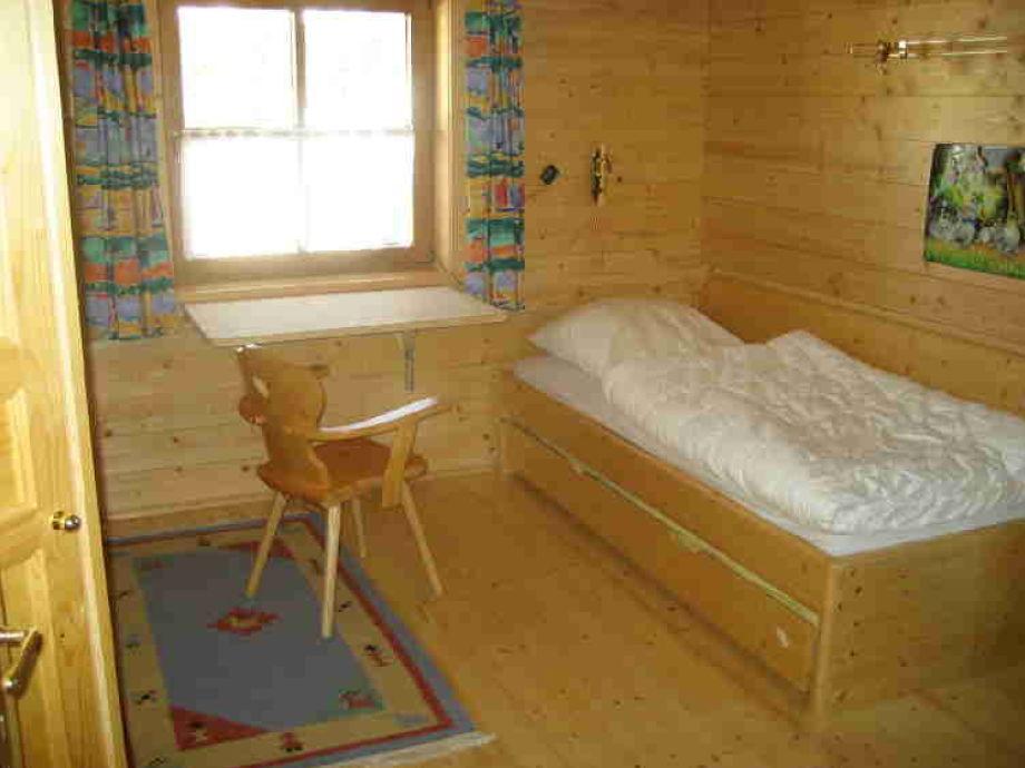Matratzenlager kinderzimmer  Ferienwohnung