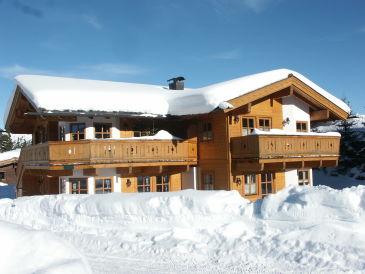 """Ferienwohnung """"Haus Enzian"""" Wintersport, Gerlosplatte"""