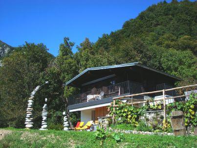 Châlet oben - Blum