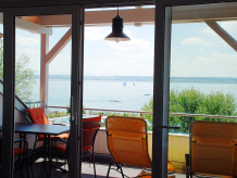 Ferienwohnung SuiteAmSee an der Uferpromenade Meersburg