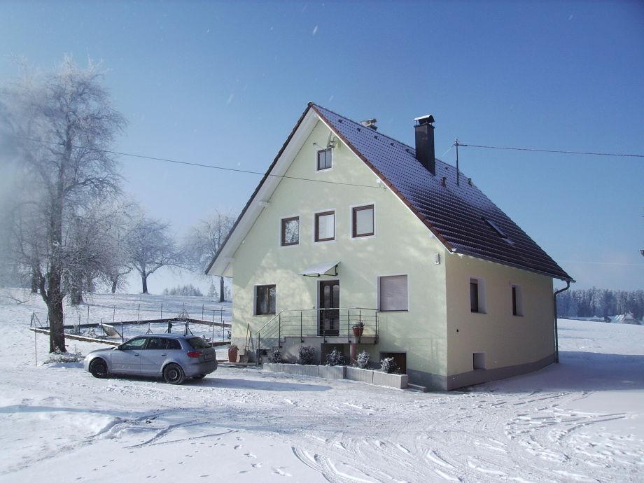 Winter in herrlicher sonniger Lage