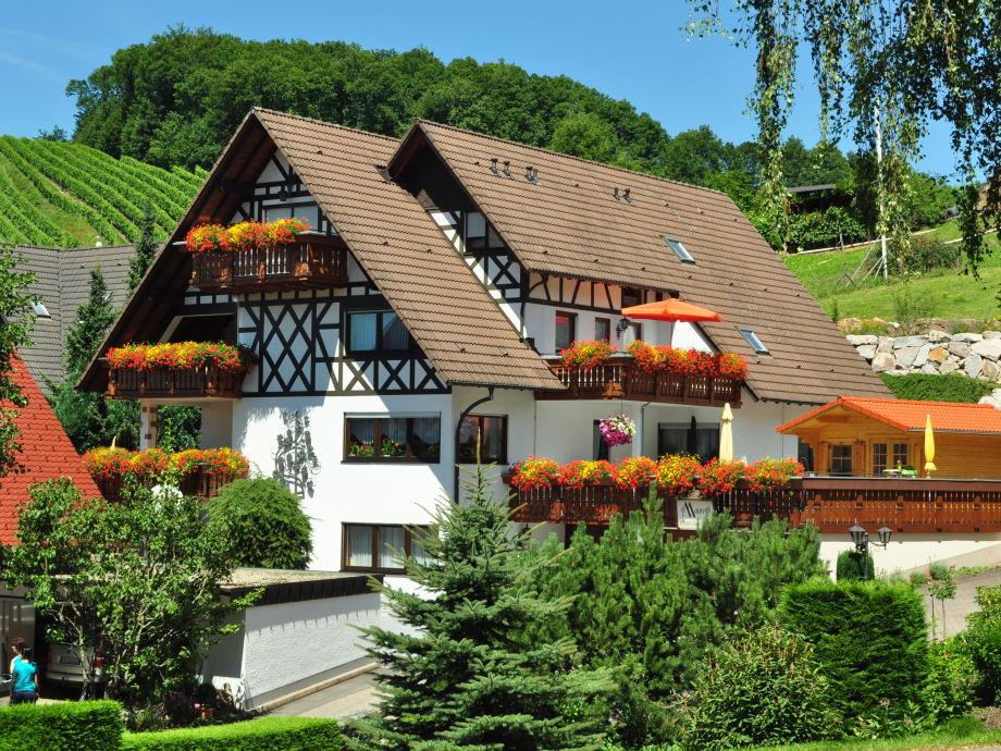 Haus Bachmatt eine 4 Sterne Ferienwohnung