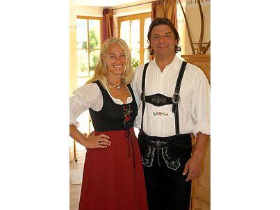 Ihr Gastgeber Maria und Michael Stöberl