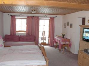 Gästezimmer im Gästehaus Hinteraulehen