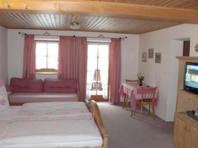 in guest house Hinteraulehen