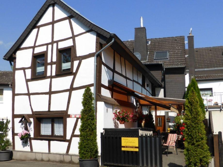 Denkmalgeschütztes Ferienhaus eifelstuebchen