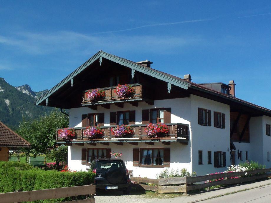 Haus Egger im Sommer 2014