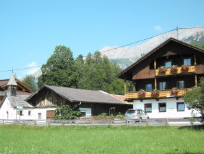 Holiday apartment house Landfrieden