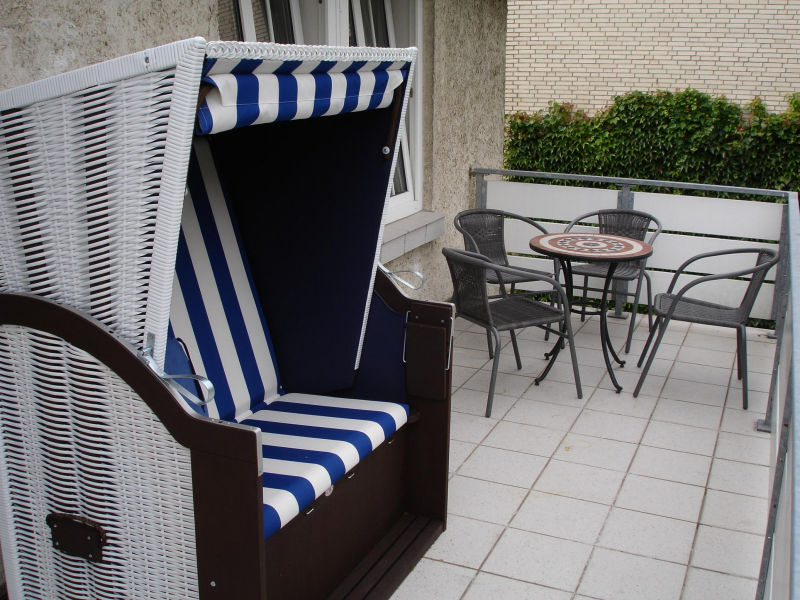 Apartment Balcony suite in the Alster Valley