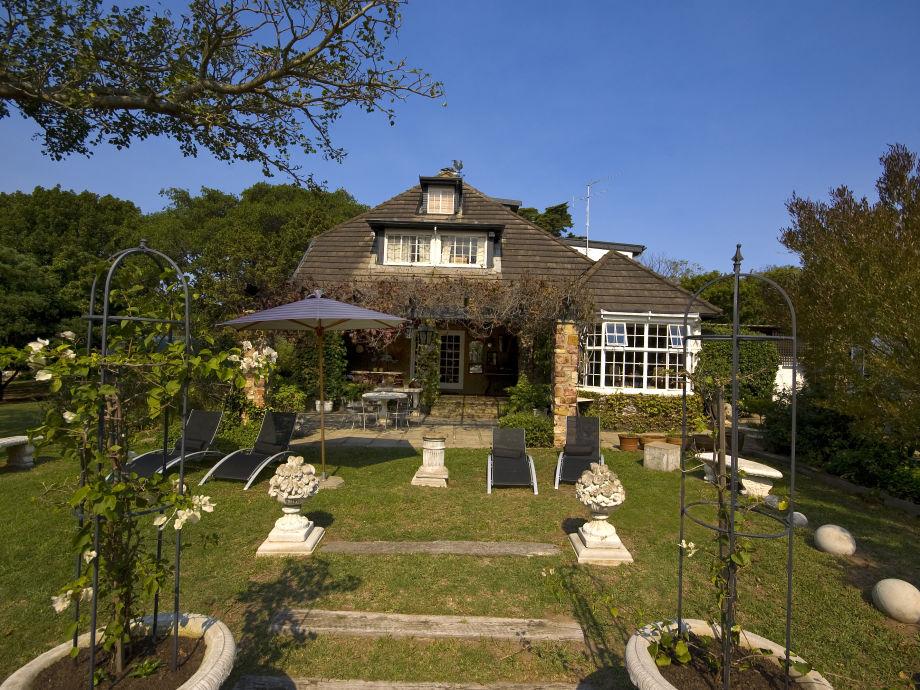 Willkommen im Gästehaus Forest Hall Südafrika