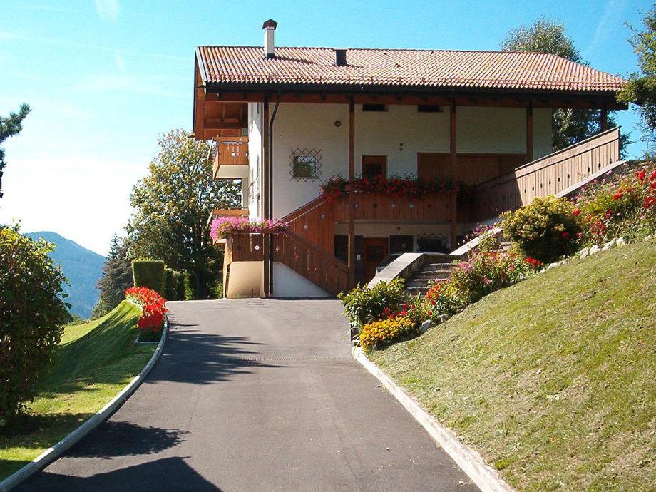 Willkommen in der Villa Panorama in Castello di Fiemme