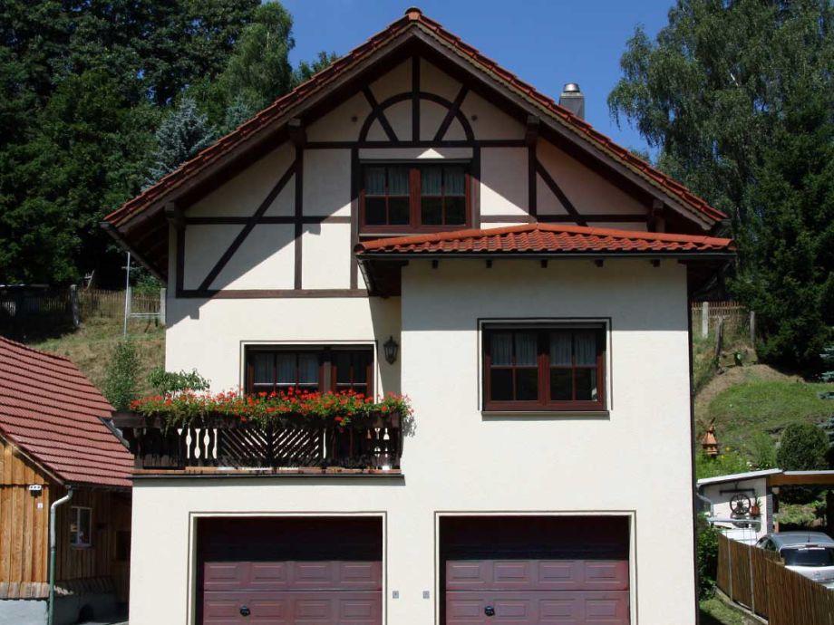 Ferienhaus Holzberg in Schleusegrund
