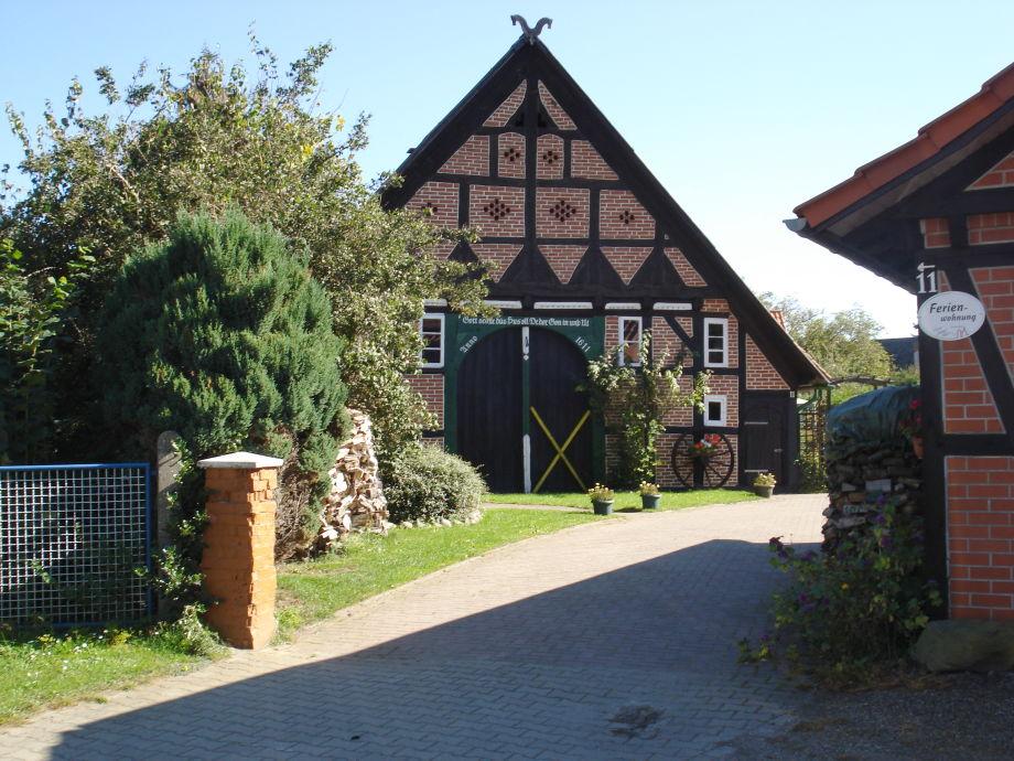 Historisches Niedersachsenhaus