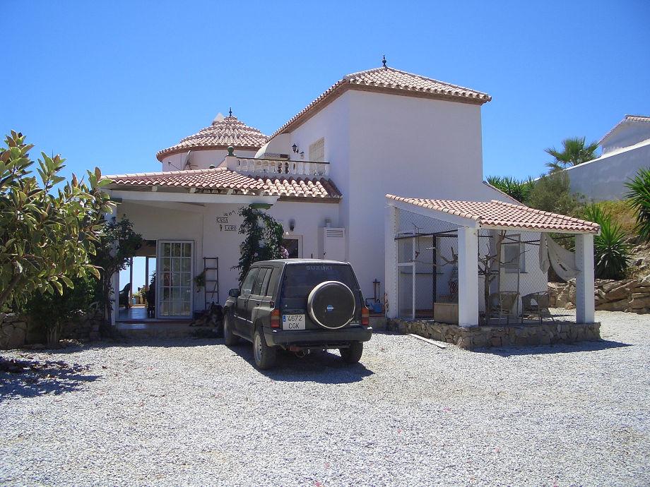 Willkommen im Ferienhaus Casa Loro!