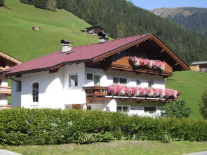 Holiday apartment Haus Alpenheim