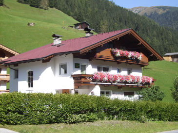 Ferienwohnung Haus Alpenheim