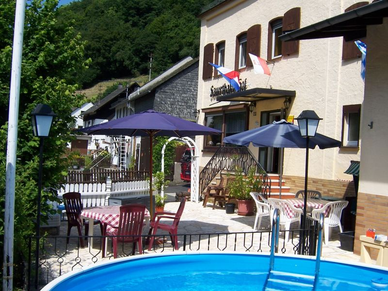 Holiday house Sauerthal Court