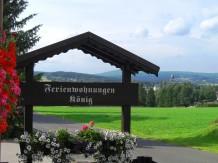 """Ferienwohnung 2 im Haus """"König"""""""