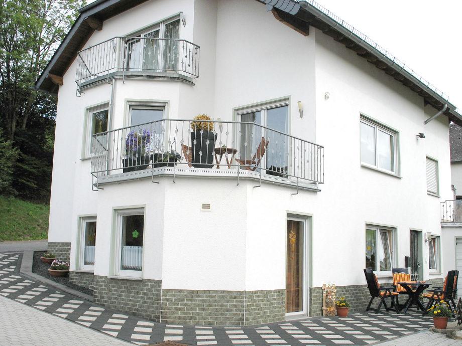 Unser Haus in der Eifel