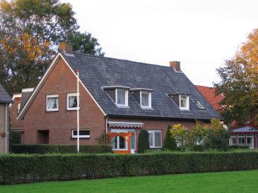 """Ferienwohnung """"`t Kanaal 5"""" Insel Schiermonnikoog"""