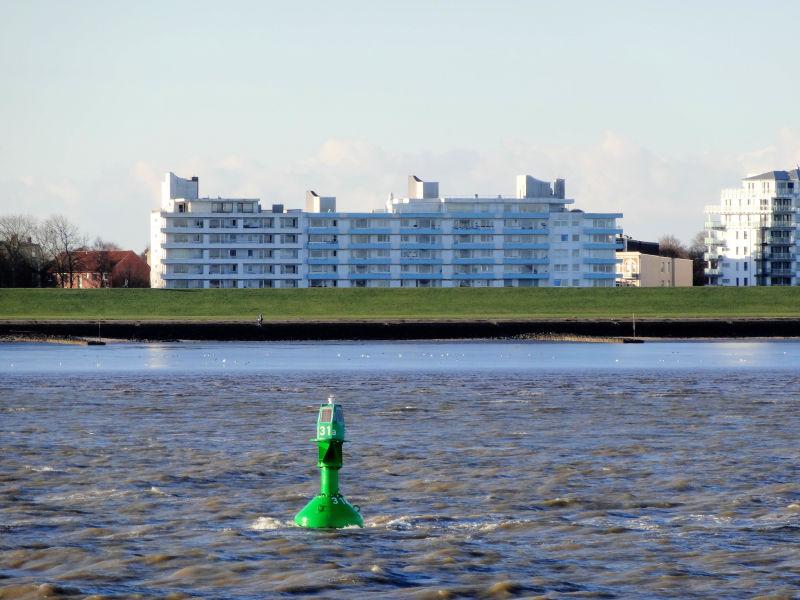 Ferienwohnung in Cuxhaven mit grandioser Seesicht!