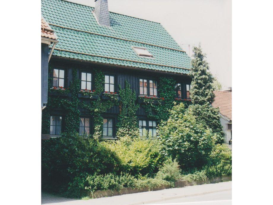 """Ferienwohnung """"Das grüne Haus"""" Rosemarie Banse"""