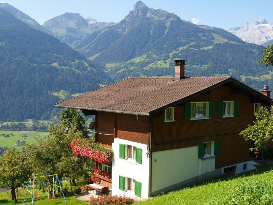 Haus Else mit Ausblick