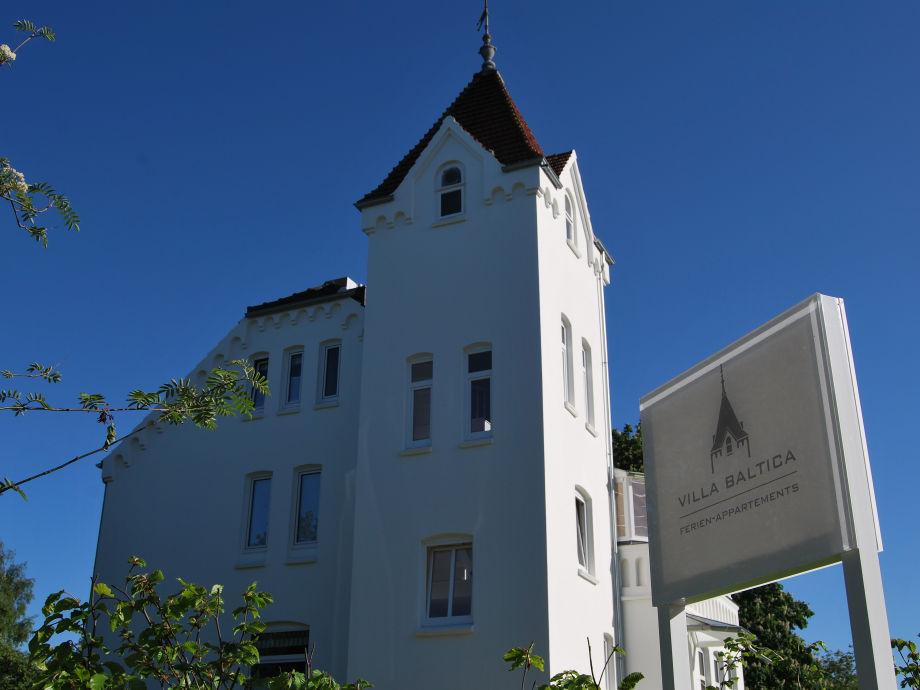 """Willkommen in der """"Villa Baltica"""""""
