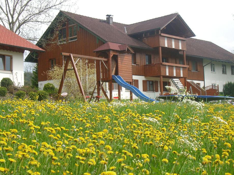 Unser Haus in Stiefenhofen