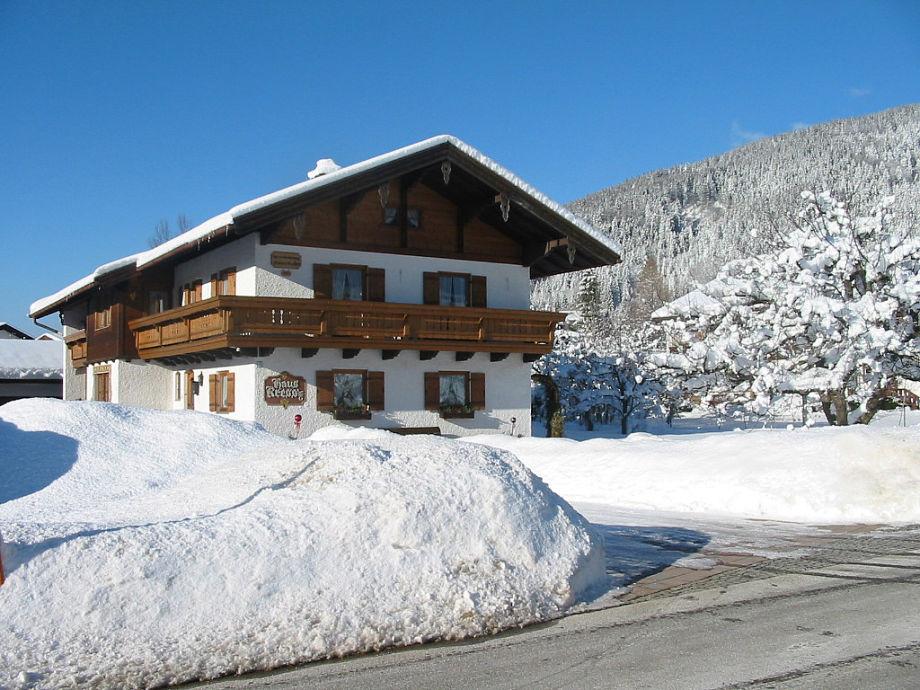 Haus Kress in Inzell