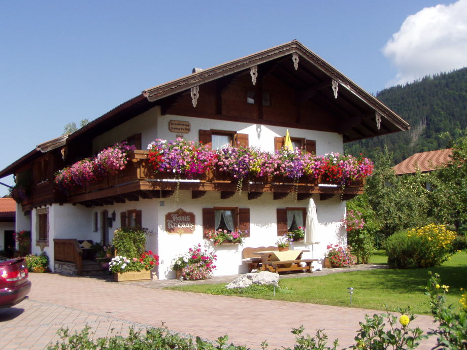 Haus Kress in Inzell - sommer
