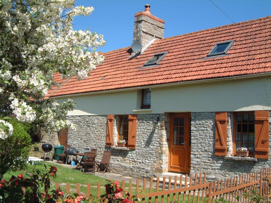 Außenaufnahme Landhaus La Bucaille
