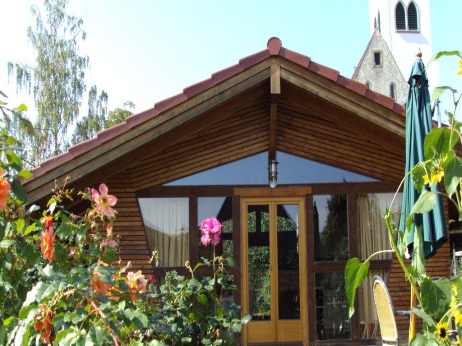 Außenaufnahme Gästehaus Im Obstgarten
