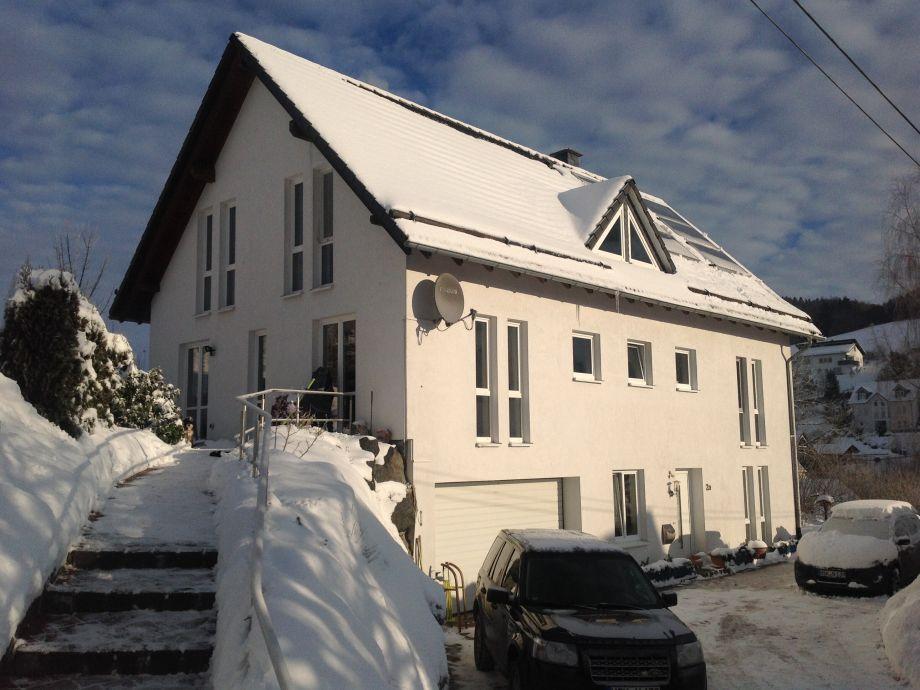 Freistehendes Ferienhaus für 16 Personen bei Winterberg