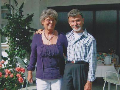 Ihr Gastgeber  Brigitte und Erwin Simmet