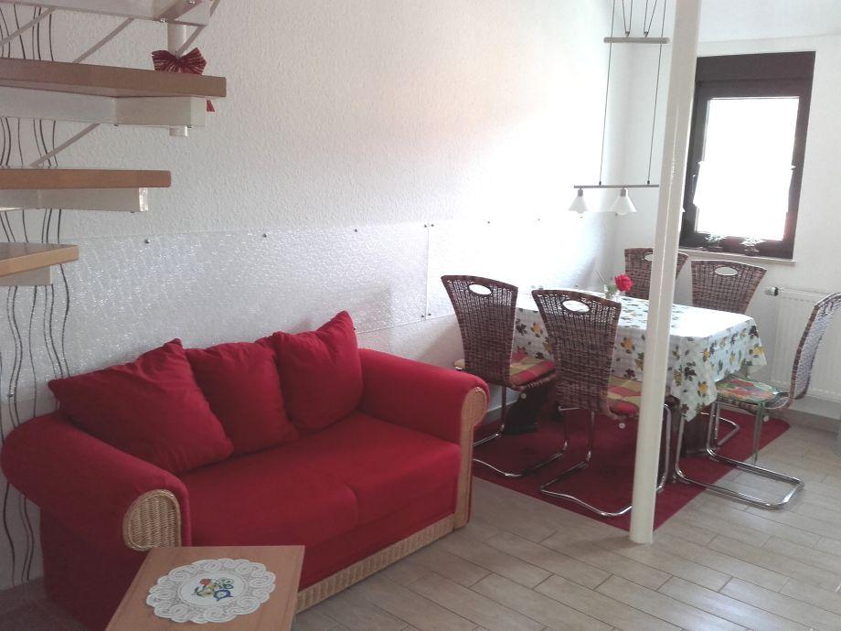 Küchenzeile pink  Ferienwohnung Bingold, Bayern, Mittelfranken - Herr Bernd Bingold