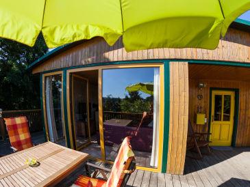 Holiday house Lodge at the lake