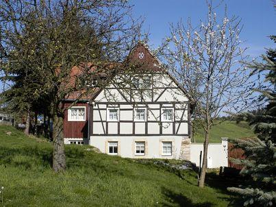 Colmnitz - Unter den Eschen
