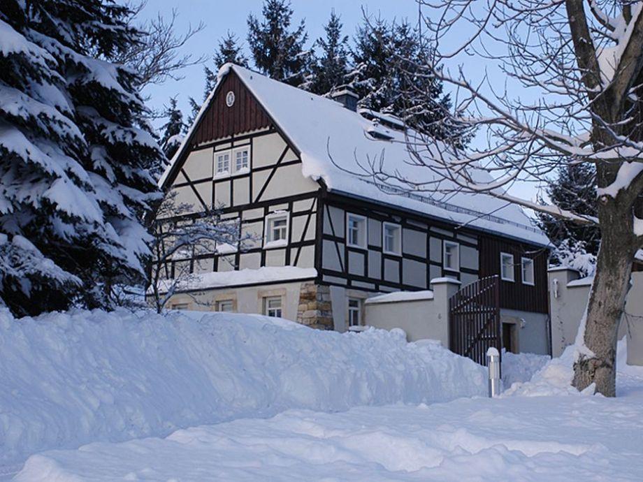 Außenaufnahme Colmnitz - Unter den Eschen