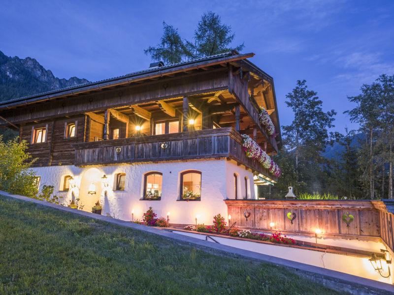Ferienwohnung Landhaus Alpbach App I