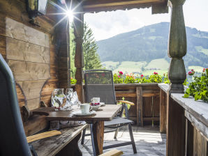 Holiday apartment in the Landhaus Alpbach