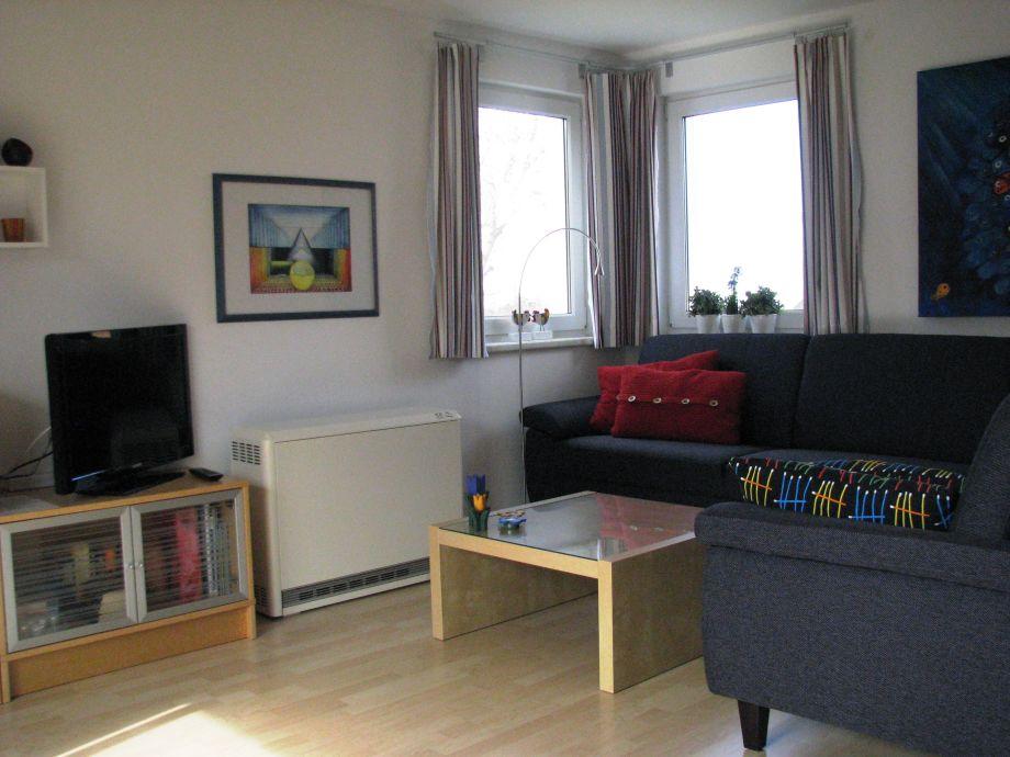 Wohnzimmer mit großzügiger Sitzecke